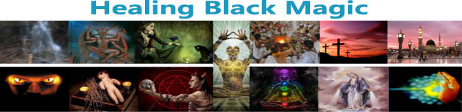 Healing Black Magic